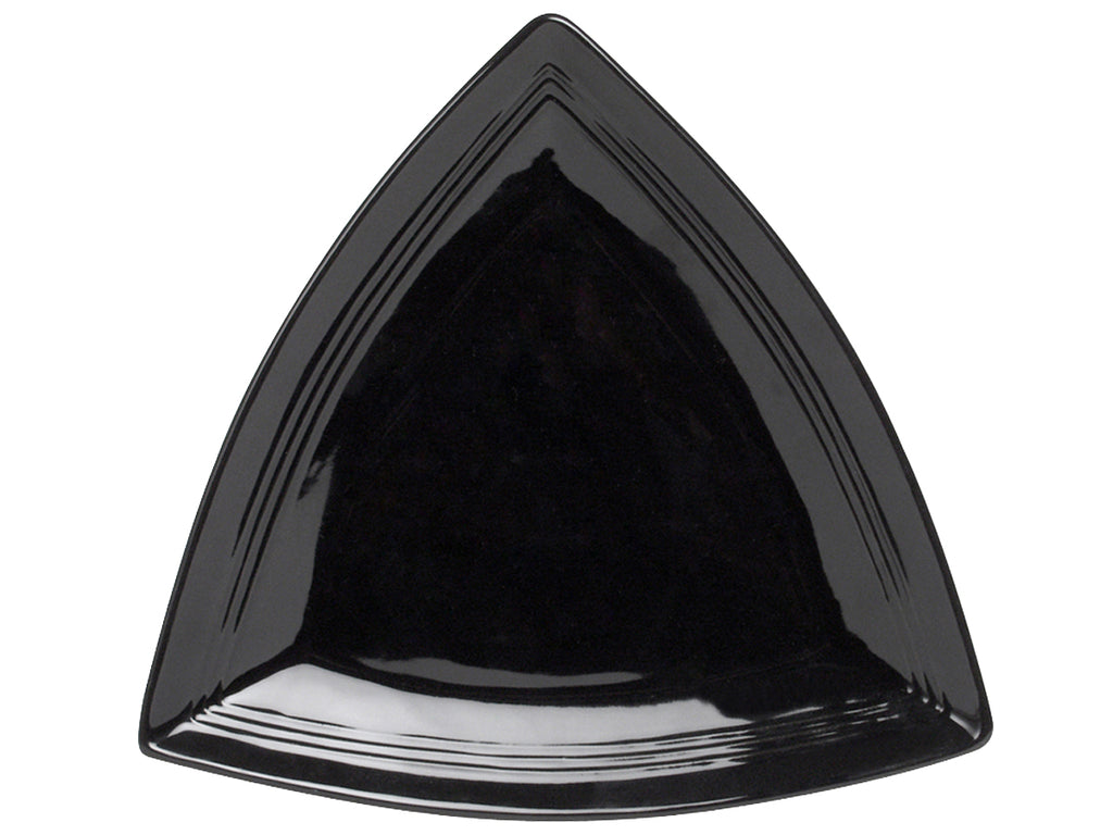 "Concentrix Triangle Plate 12-1/2"" - Set of 3 *SAMPLE SALE*"