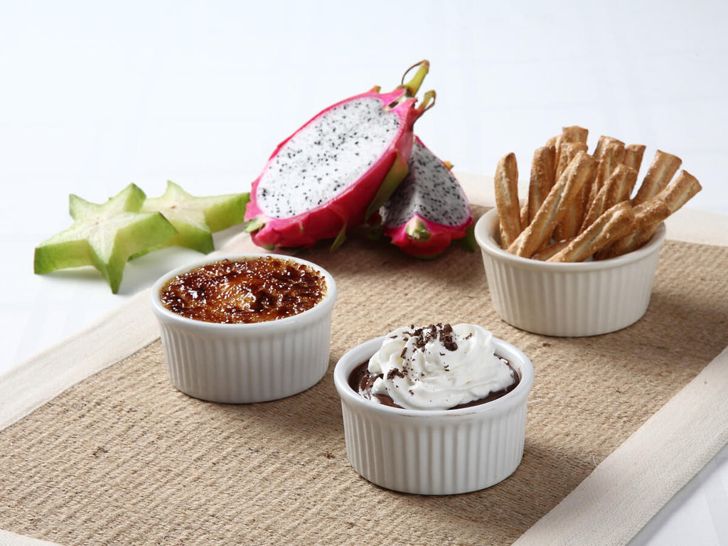 Duratux Fluted Ramekin 5oz - Set of 12 *SAMPLE SALE*