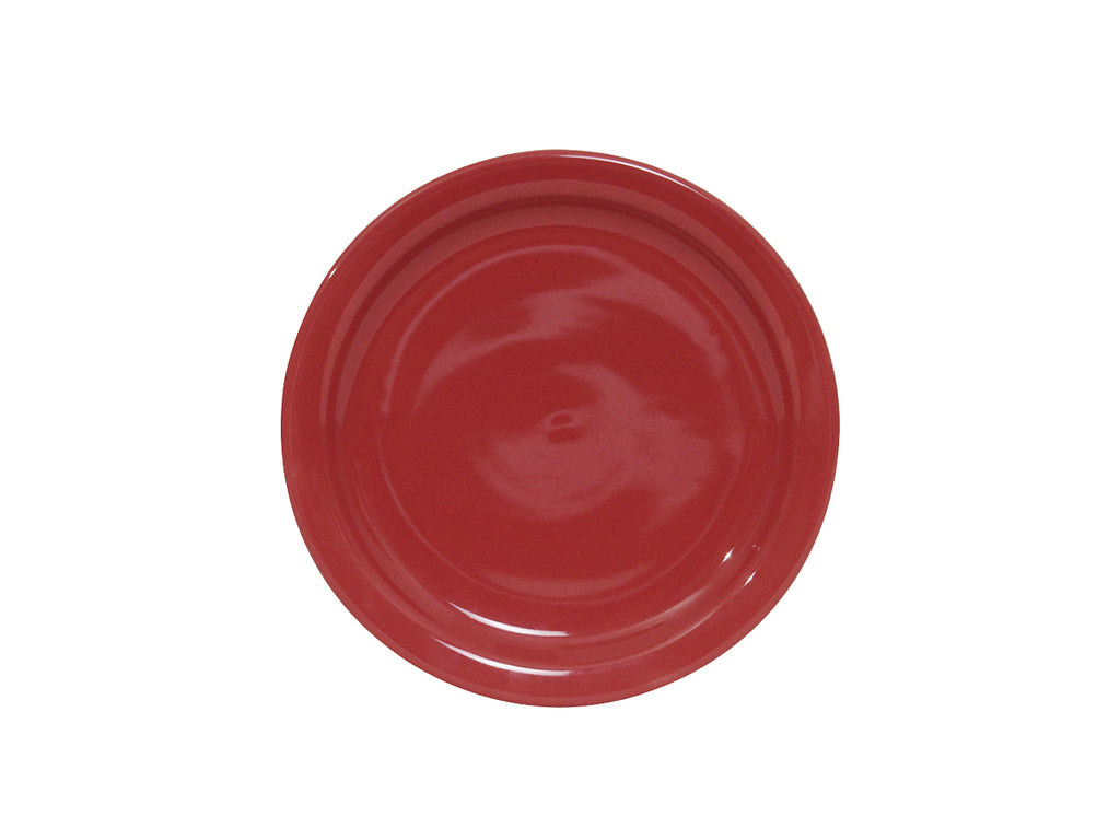 "TuxCare Plate 6-1/2"" - Cayenne Red Nr (Pack of 36)"