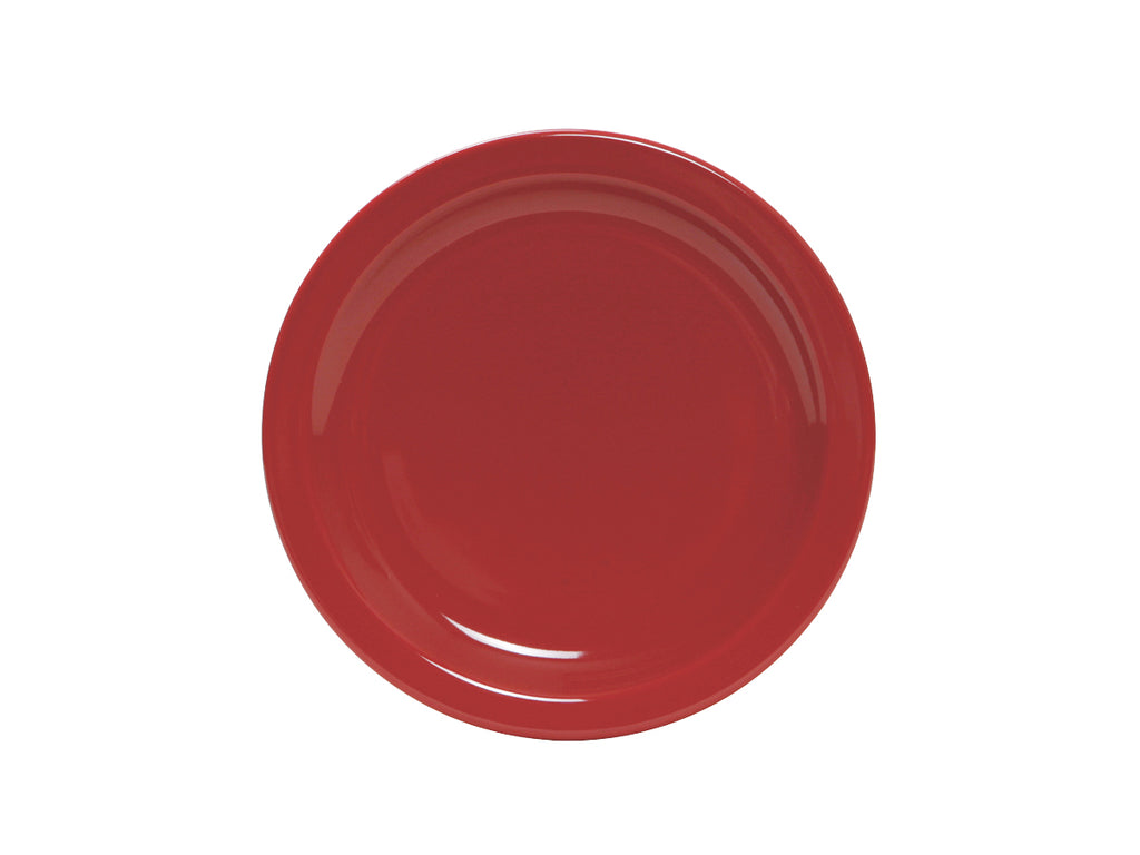 "TuxCare Plate 7-1/4"" - Cayenne Red Nr (Pack of 36)"