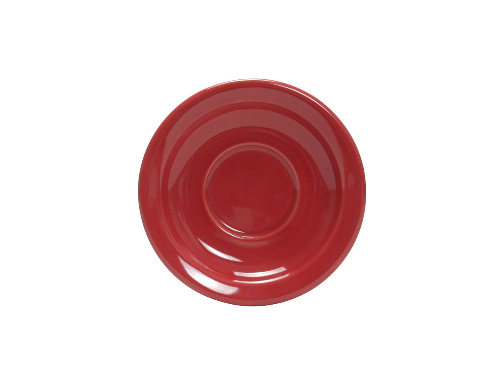 "TuxCare Saucer 5-1/2"" - Cayenne Red Nr (Pack of 36)"