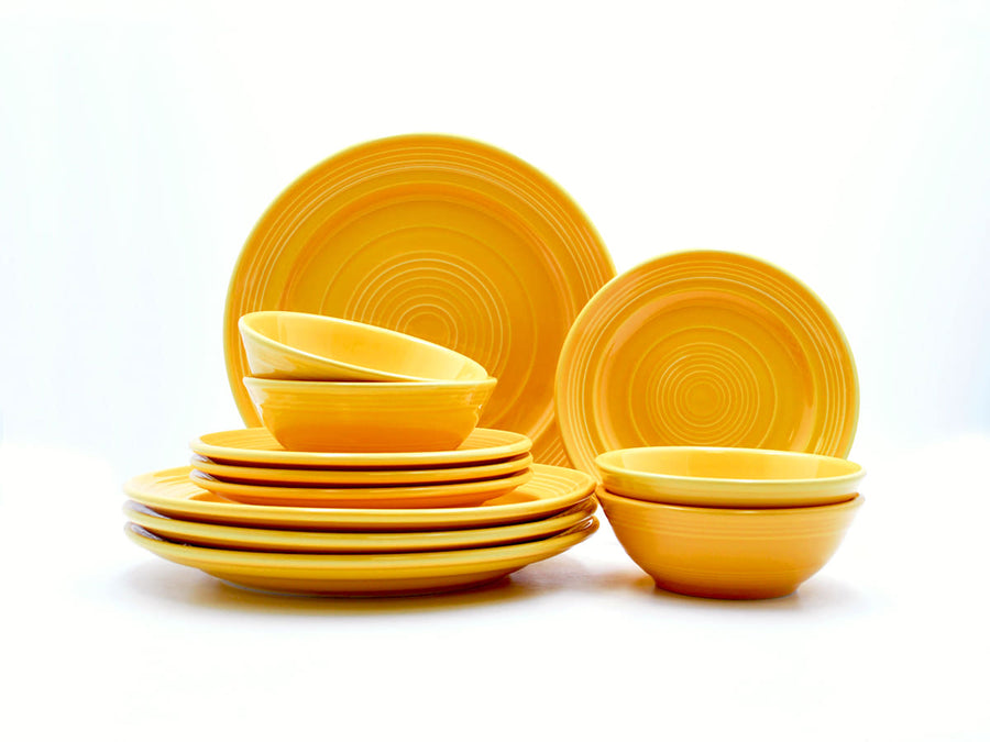 Concentrix 12-Piece Dinnerware Set