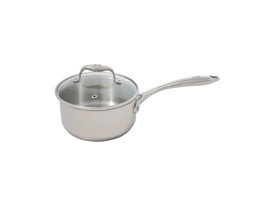 Tuxton Home Cookware - Concentrix Covered Saucepan 1.5qt