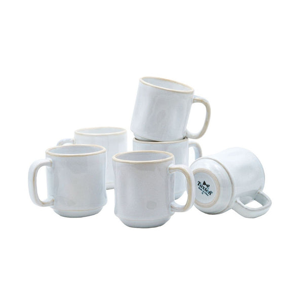 Artisan Stackable Mug Set