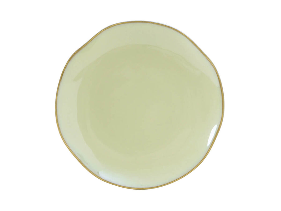 "Artisan Reactive Round Dinner Plate 10"" - Set of 4"
