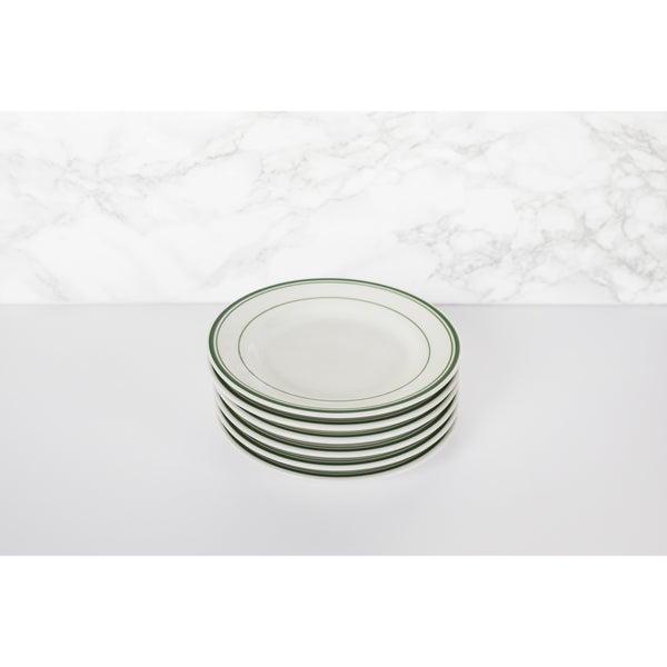 Green Bay Plate Set