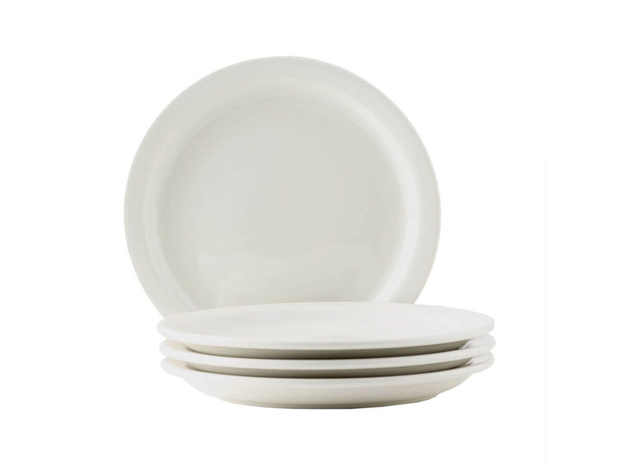 "Nevada Narrow Rim Salad Plate 7"" - Set of 4"