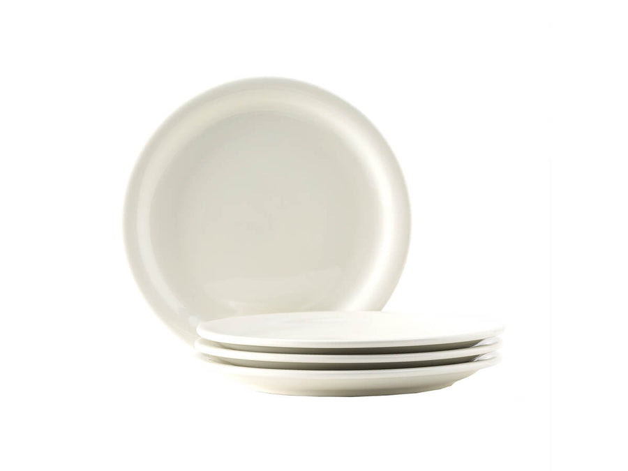 "Nevada Narrow Rim Dinner Plate 10"" - Set of 4"