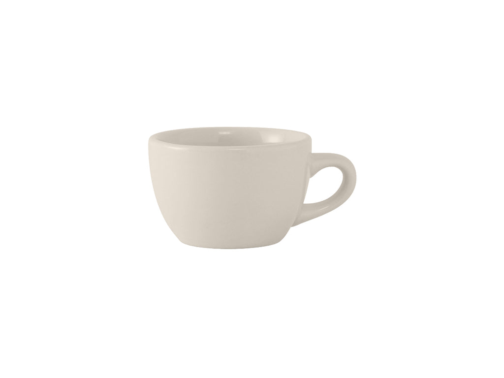Reno/Nevada Round Cup 7oz - Eggshell White (Pack of 36)