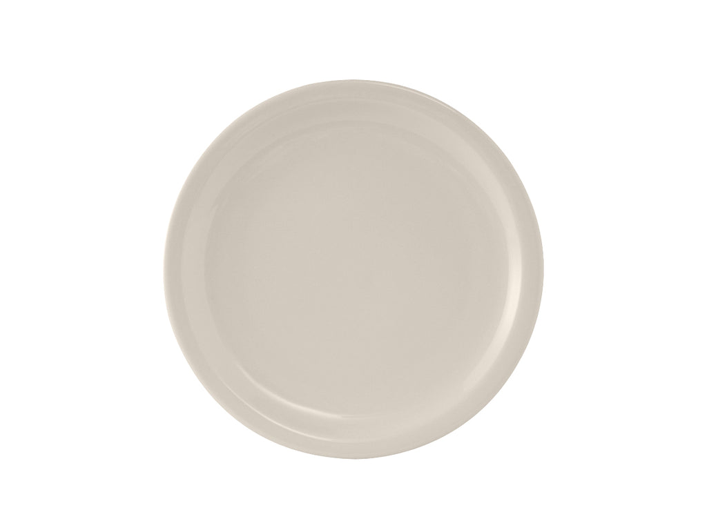 "Nevada Plate 7-1/4"" - Eggshell White Nr (Pack of 36)"