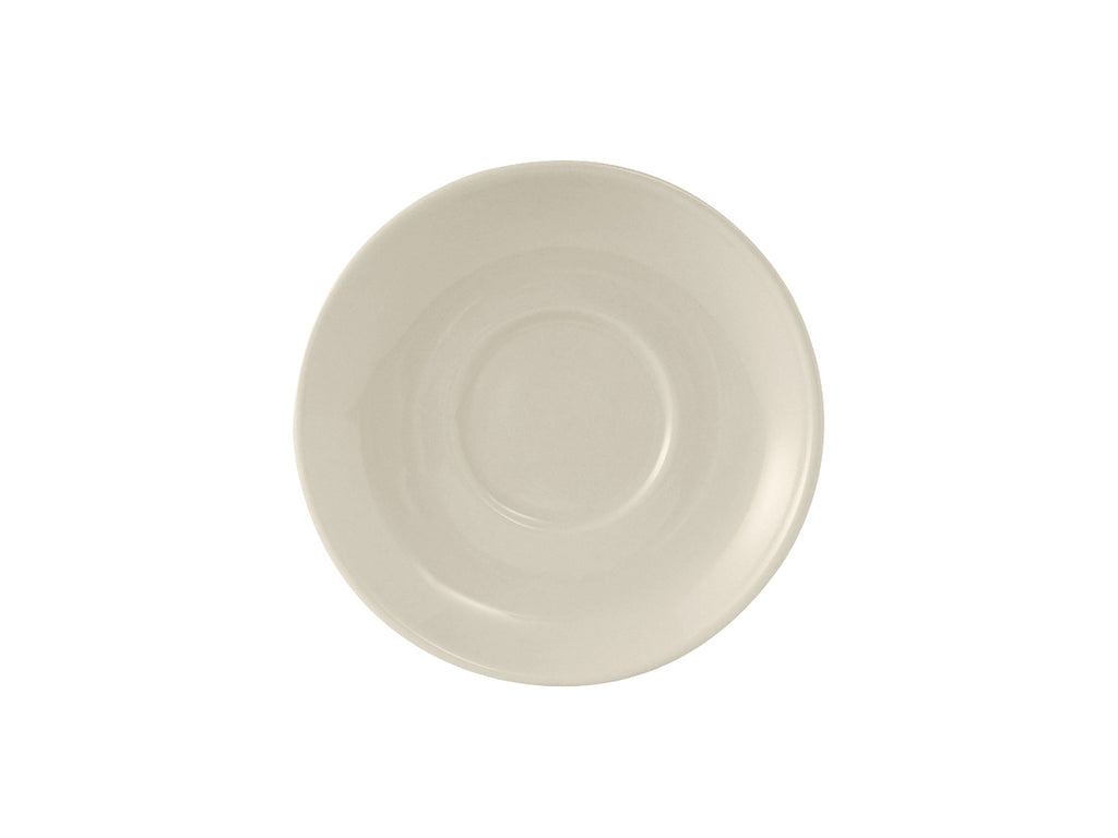 "Reno/Nevada Saucer 6"" - Eggshell White Re (Pack of 36)"