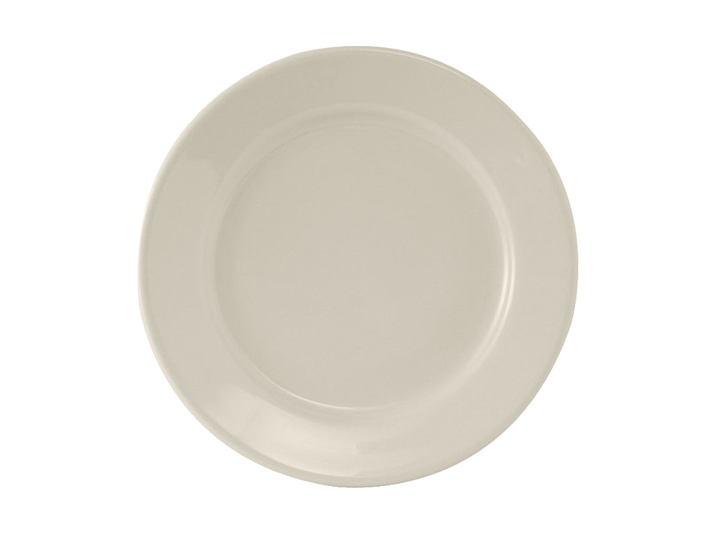 "Reno Plate 9"" - Eggshell White Re (Pack of 24)"