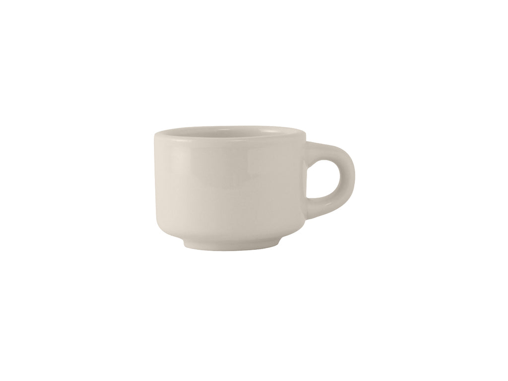 Reno/Nevada Stackable Cup 7oz - Eggshell White (Pack of 36)
