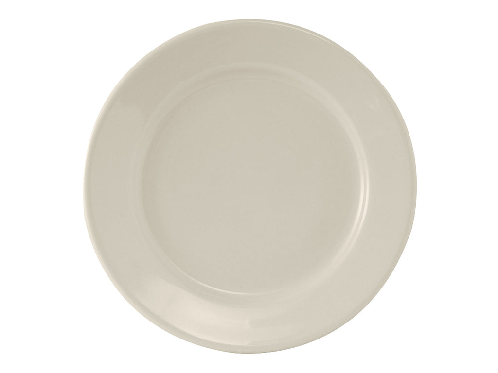 "Reno Plate 10"" - Eggshell White Re (Pack of 12)"
