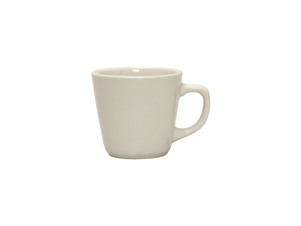 Reno/Nevada Tall Cup w/Large Handle 7oz - Eggshell White (Pack of 36)