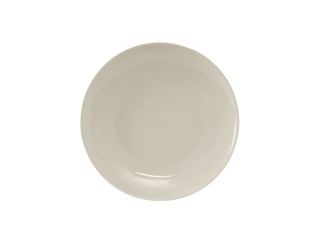 "Venice Plate 6-1/2"" - Eggshell White Coupe (Pack of 36)"