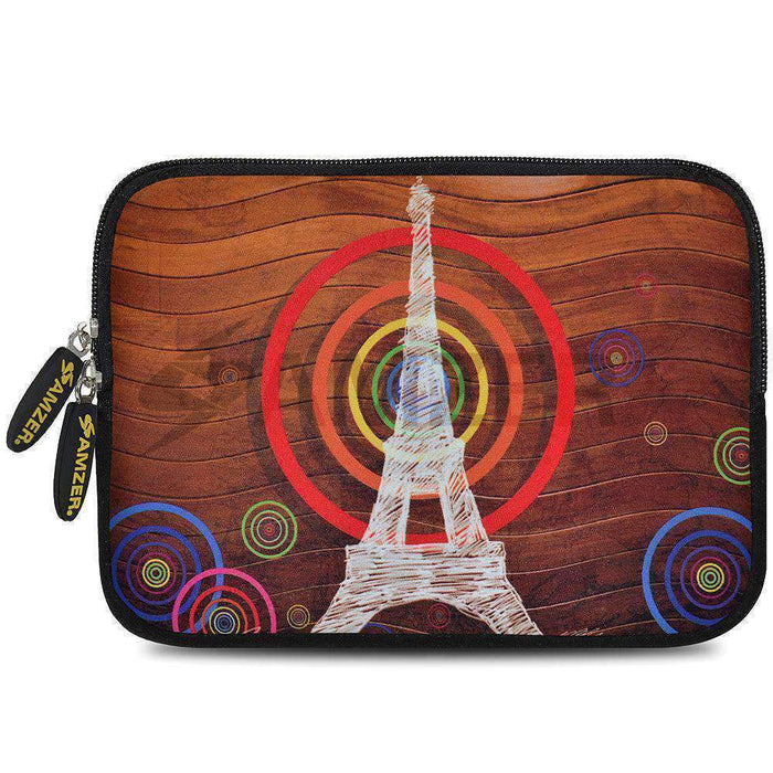 Eiffel Tower Tablet Sleeve 10.5 inch