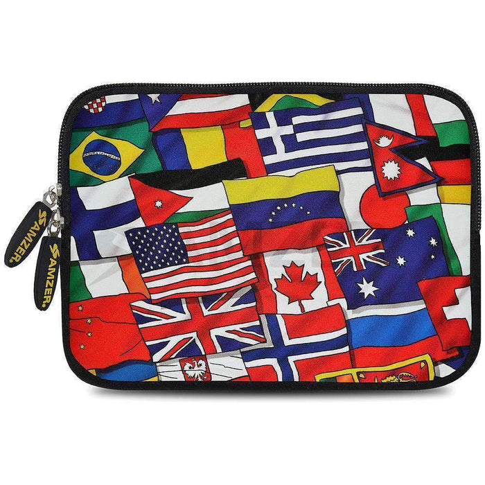 Flags Tablet Sleeve 10.5 inch