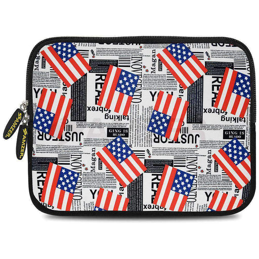 American Flag Tablet Sleeve 10.5 inch