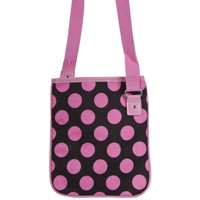 Polka Dot Crossbody - Dallas Wholesalers