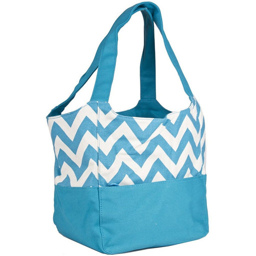 Bucket Tote Bag Chevron - Dallas Wholesalers