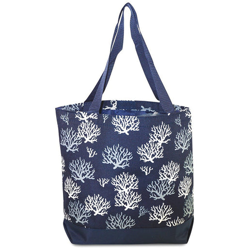 Sea Coral Tote Bag - Dallas Wholesalers