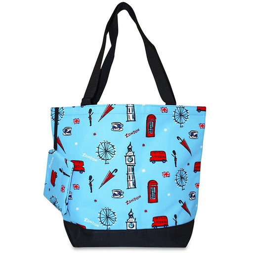 London Tote Bag - Dallas Wholesalers