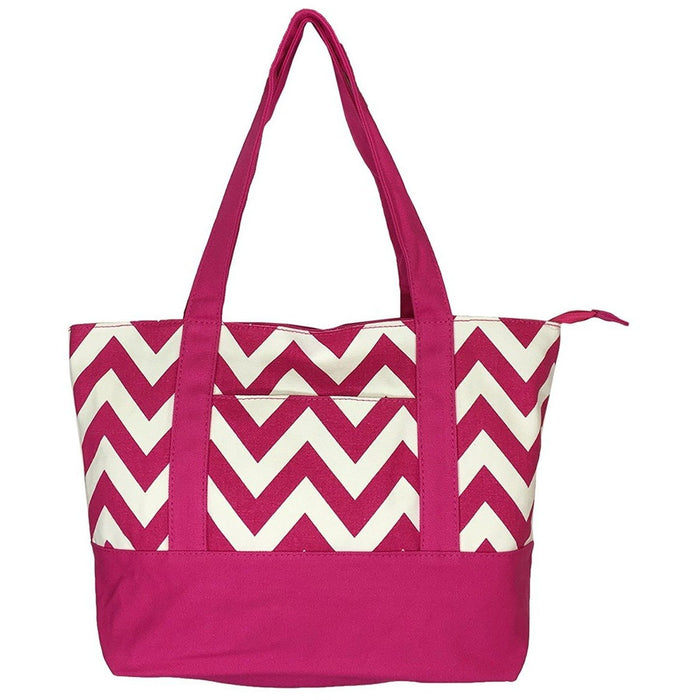 Striped Canvas Tote Bags Wholesale - Dallas Wholesalers