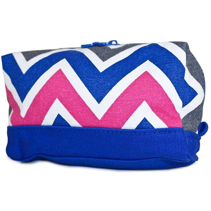 Canvas Zipper Makeup Bags Wholesale - Dallas Wholesalers