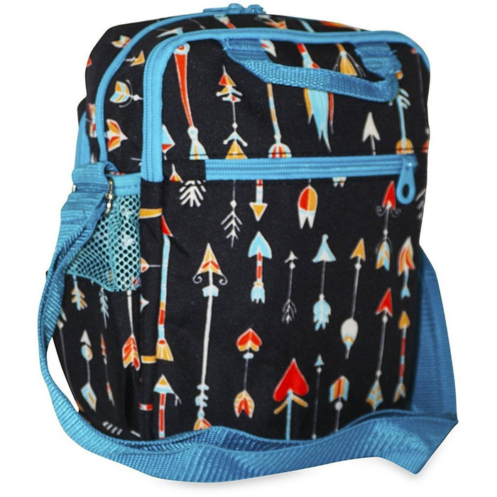 Arrow Crossbody Daypacks - Dallas Wholesalers