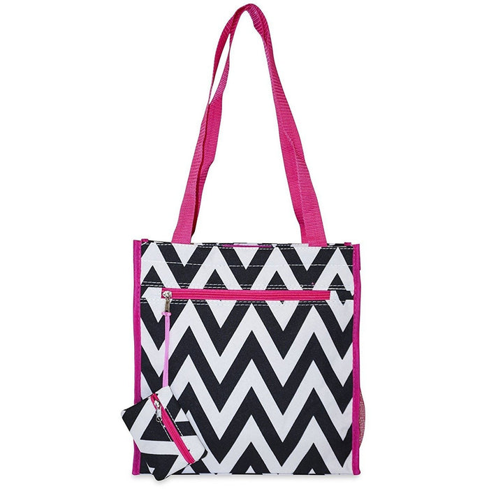 Chevron Tote Bag - Dallas Wholesalers