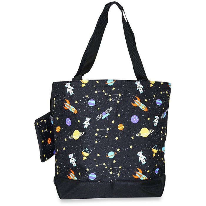 Outer Space Tote Bag - Dallas Wholesalers