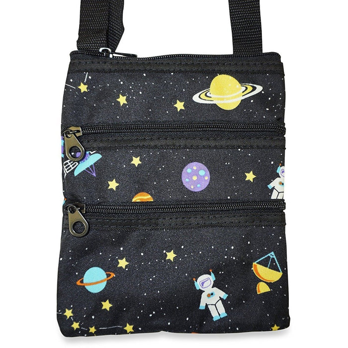 Space Crossbody Bags - Dallas Wholesalers