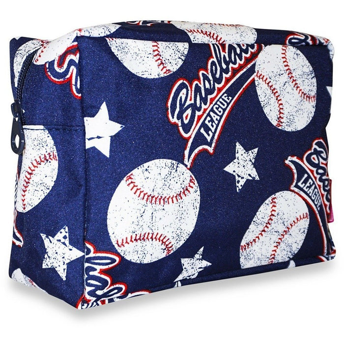 Sports Themed Makeup Bags - Dallas Wholesalers