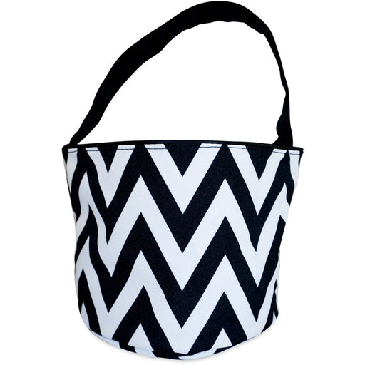 Chevron Cosmetic Tote Bag - Dallaswholesalers.net