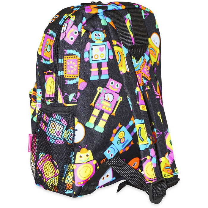 Robot Toddler Backpack - Dallaswholesalers.net