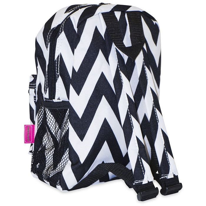 Chevron Mini Backpack