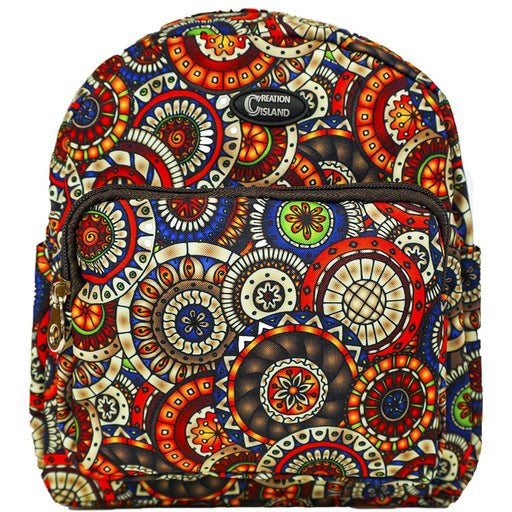 Floral X Small Backpack - Dallaswholesalers.net