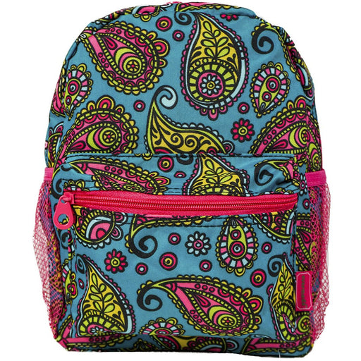 Paisley Print Backpack - Dallaswholesalers.net