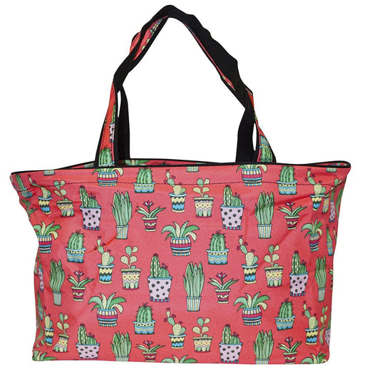 Cactus Large Beach Tote - Dallaswholesalers.net