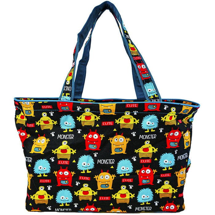 Monster Beach Bag Tote