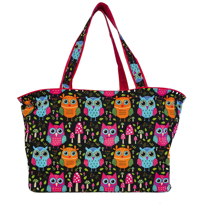 Owl Wholesale Beach Totes - Dallaswholesalers.net