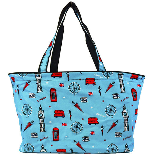 London Large Beach Tote