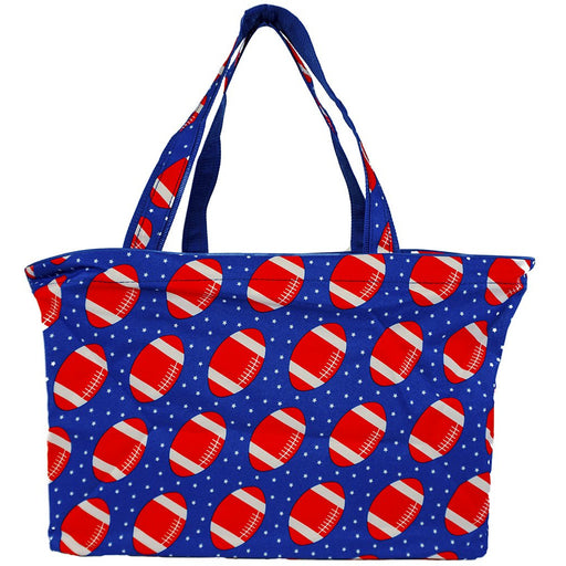 Football Wholesale Beach Totes - Dallaswholesalers.net