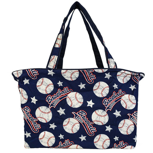 Baseball Wholesale Beach Totes - Dallaswholesalers.net