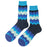 Wave Socks Pattern