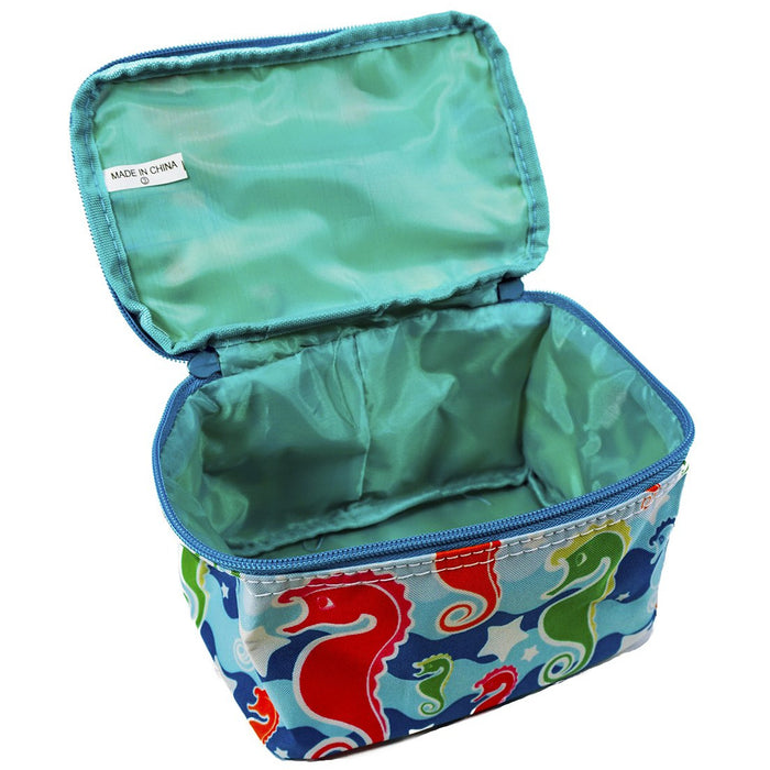 Sea Horse Makeup Case - Dallaswholesalers.net