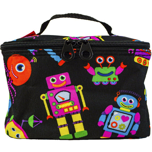 Robot Makeup Bag - Dallaswholesalers.net