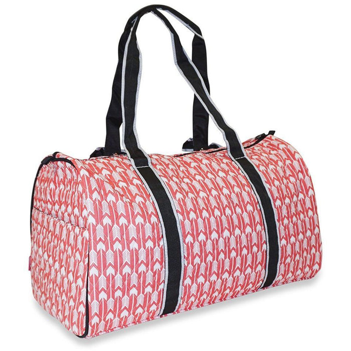Quilted Fabric Duffle Bags - Dallas Wholesalers