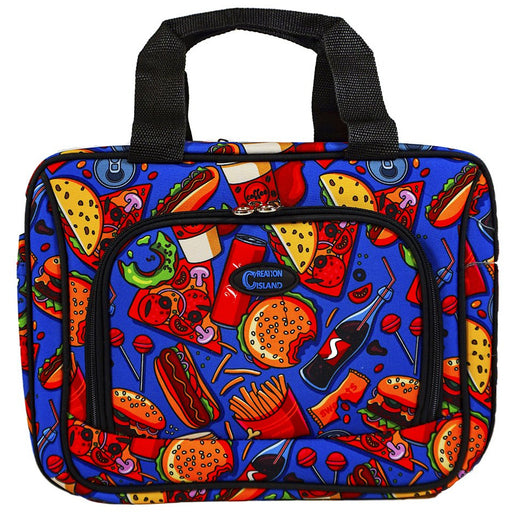 Fast Food Toddler Duffle Bag - Dallaswholesalers.net
